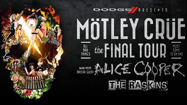 "Motley Crue: The Final Tour ""All Bad Things Must Come To An End"""