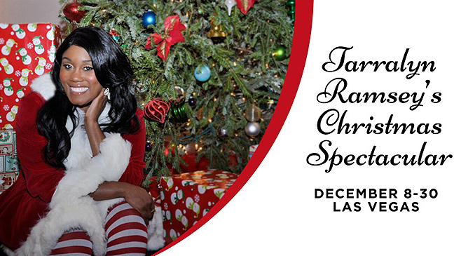 Las Vegas Limo Service for Tarralyn Ramsey's Christmas Spectacular