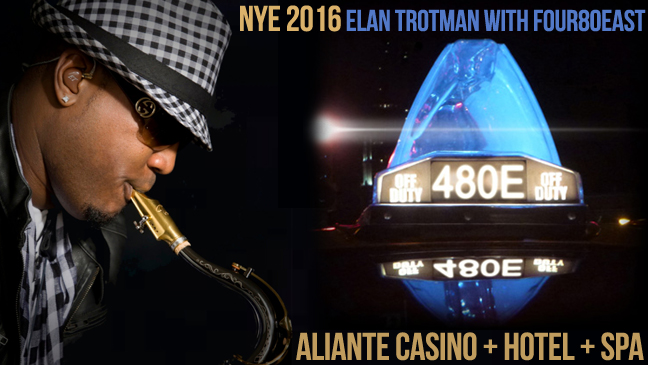 NYE 2016 Elan Trotman with Four80East Limo Service