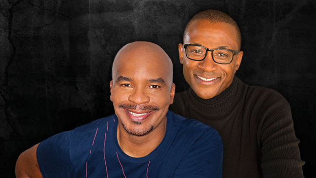 Limousine Service to see David Alan Grier and Tommy Davidson