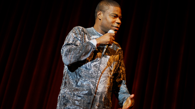 TRACY MORGAN AT THE MIRAGE