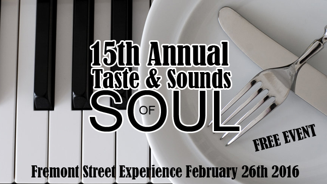 15th Annual Taste and Sounds of Soul Food and Music Festival