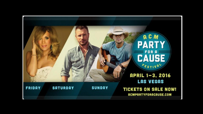 4th Annual ACM Party for a Cause Festival Limo Service