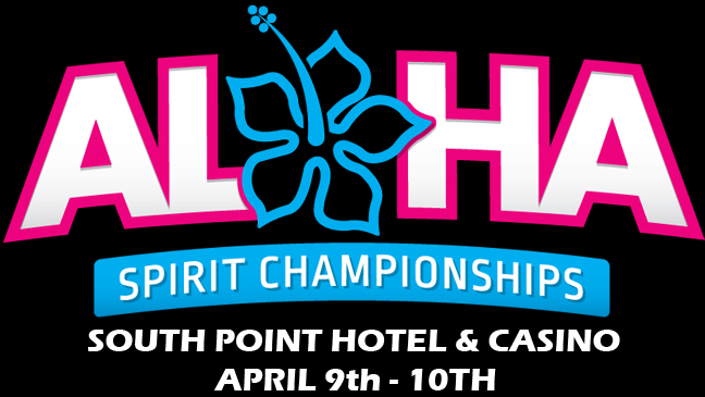 Limo Service to Aloha Las Vegas Cheerleading Competition