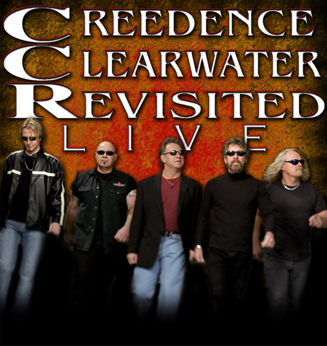 Creedence Clearwater Revisited at the Orleans