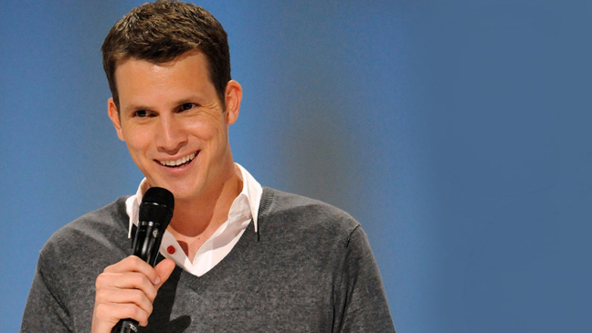 Limo Service to Daniel Tosh at The Mirage Hotel & Casino