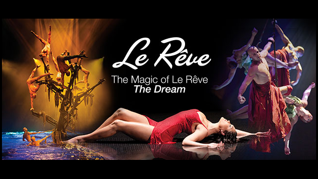 Las Vegas Limousine Service to Le Rêve - The Dream by 24/7 Limousines