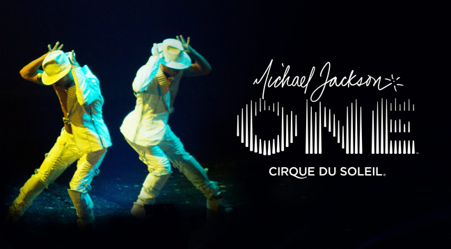 Limo Service to Michael Jackson ONE by Cirque du Soleil from 24/7 Limousines