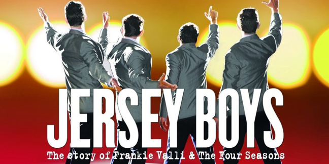 Limousine Service to Jersey Boys at Paris Las Vegas