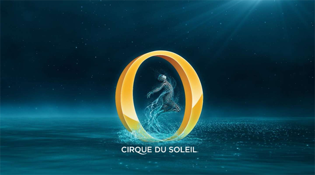 Limo Service to O by Cirque du Soleil Las Vegas