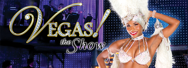 Las Vegas Limo Service to see VEGAS! THE SHOW