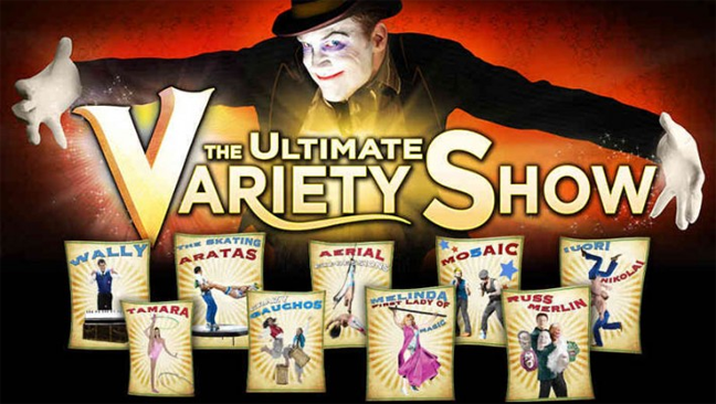 Las Vegas Limo Service to V - The Ultimate Variety Show
