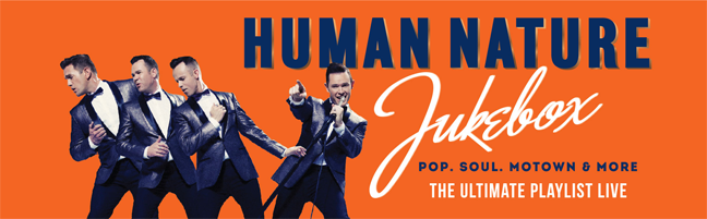 Las Vegas Limo Service to see Human Nature Jukebox at the Venetian