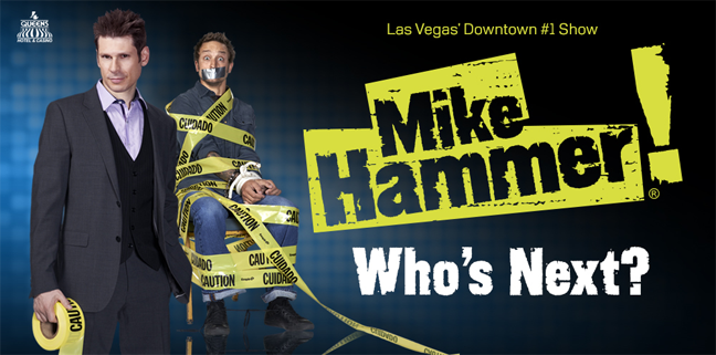 Mike Hammer Comedy Magic Show Limo Service from 24/7 Limousines
