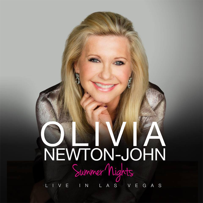 Limo Service to see Olivia Newton-John at the Flamingo Las Vegas