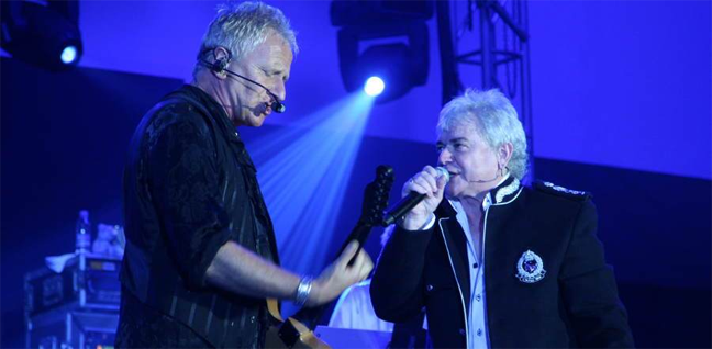Limo Service to see Air Supply at the Orleans Showroom in Las Vegas