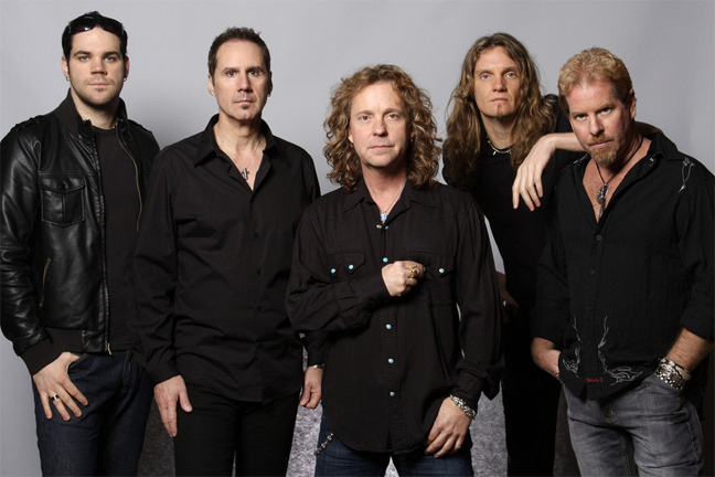 Limo Service to see Night Ranger the Orleans Las Vegas