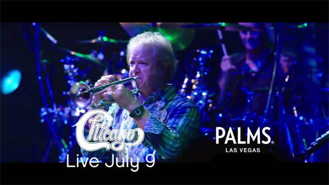 Limo Service to see Chicago at the Palms Las Vegas