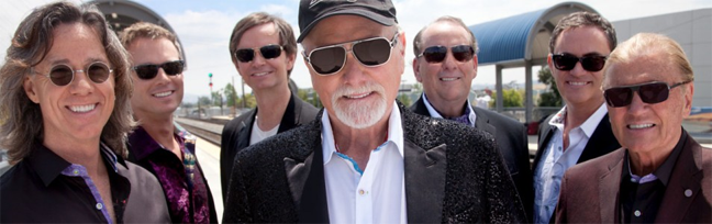 Limo Service to see The Beach Boys at The Smith Center Las Vegas