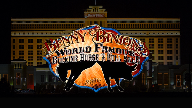 Benny Binion's Bucking Horse and Bull Sale Limo Service