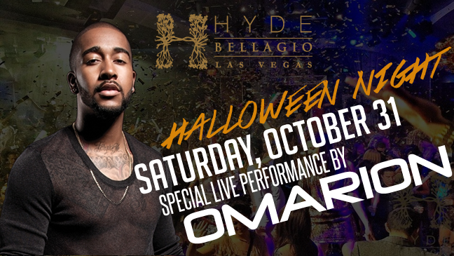 Limousine Service to Hyde Nightclubs Halloween Party