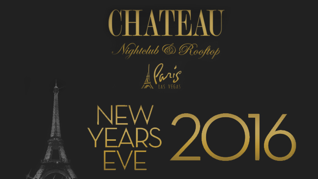 Limo Service to Chateau Nightclub New Years Eve 2016 from 24/7 Limousines.