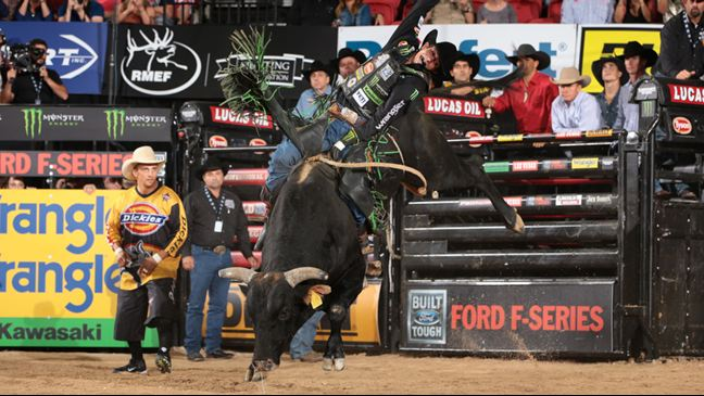 2015 PBR World Finals Limousine Service