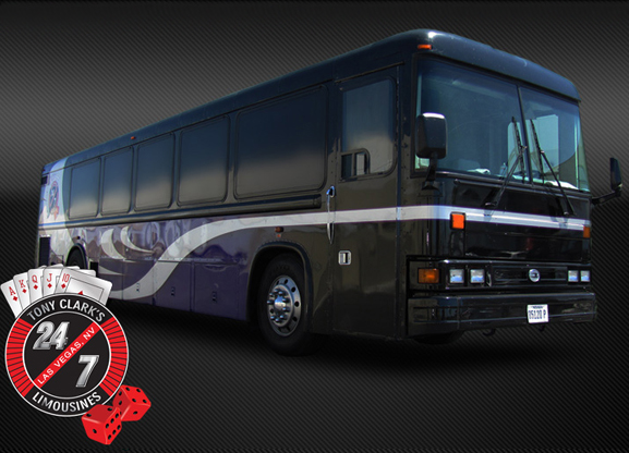 ROCK STAR TOUR BUS