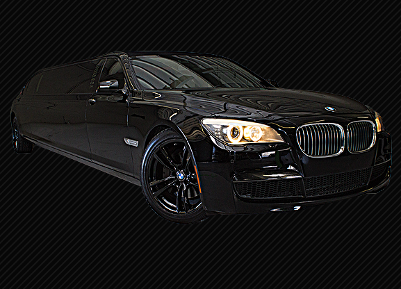 STRETCHED BMW 740LI