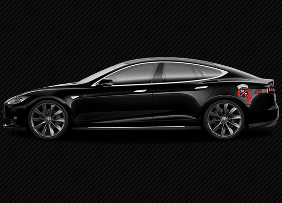 LUXURY SEDAN TESLA MODEL S